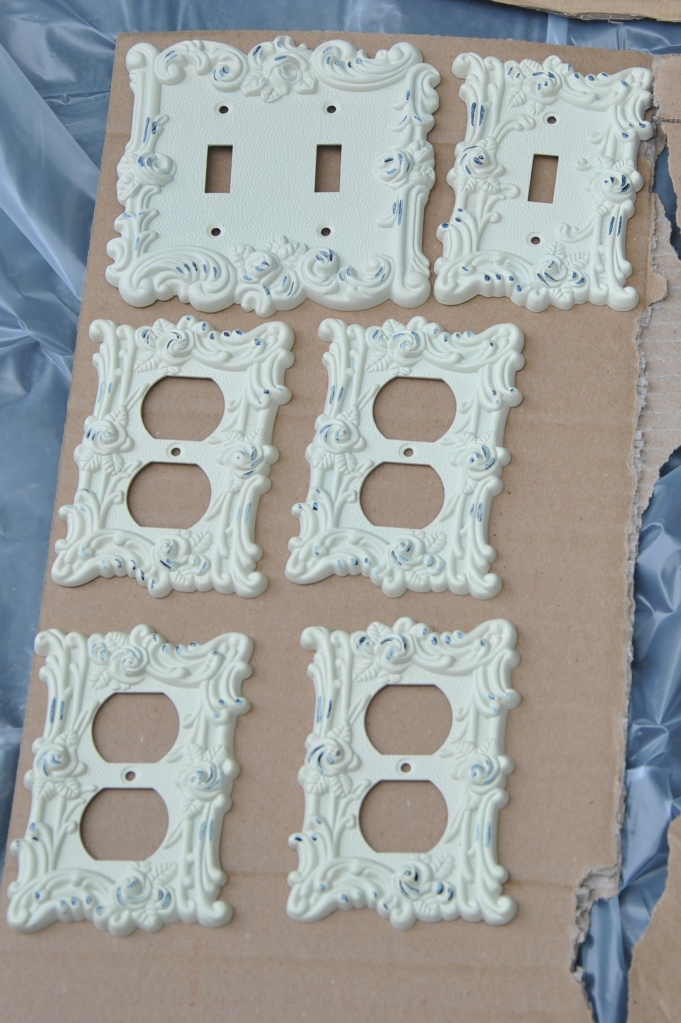 Diy Vintage Switch Plate Covers Daisy Amp Daydreams