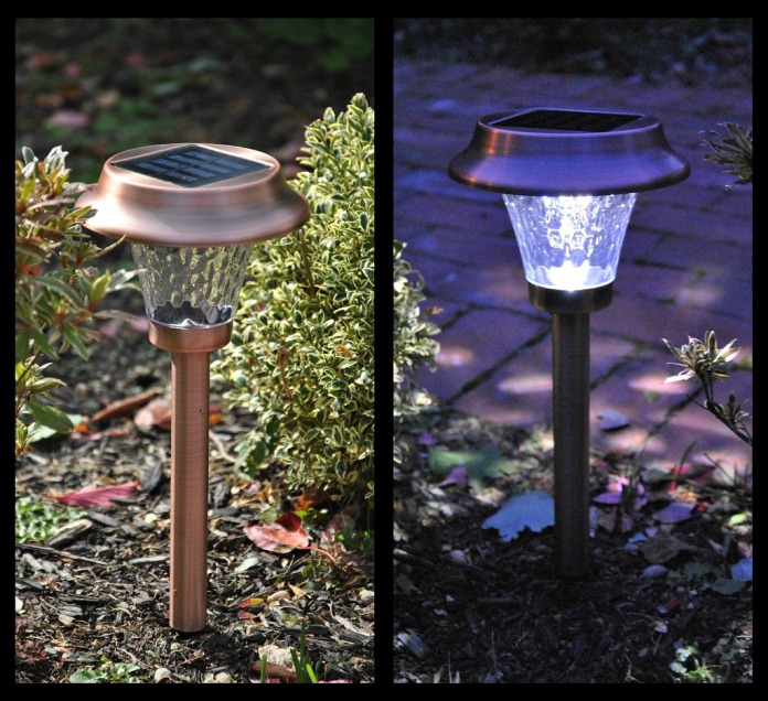Solar Light Collage