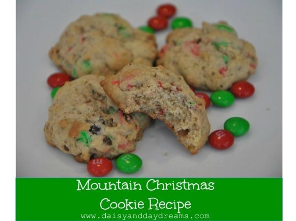mountainchristmascookie